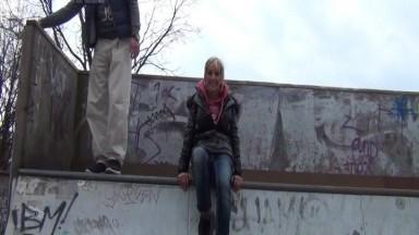 Julie-Star - Sexwahn hinter der Skaterbahn