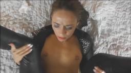 LeeTizia - Spritz auf meiner Wetlook-Leggings Teil 2
