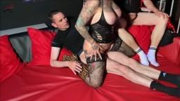 Cat-Coxx - Perverse roomtour durch den Swingerclub